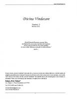 Revista Divina Vindecare Nr (15)