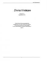 Revista Divina Vindecare Nr (21)