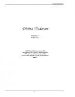 Revista Divina Vindecare Nr (27)