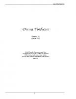 Revista Divina Vindecare Nr (28)