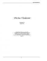 Revista Divina Vindecare Nr (30)