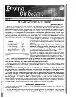 Revista Divina Vindecare Nr (38)