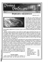 Revista Divina Vindecare Nr (42)