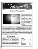 Revista Divina Vindecare Nr (45)