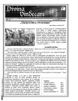 Revista Divina Vindecare Nr (47)