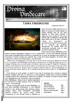 Revista Divina Vindecare Nr (52)