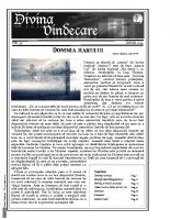 Revista Divina Vindecare Nr (54)