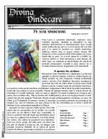 Revista Divina Vindecare Nr (55)