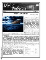 Revista Divina Vindecare Nr (56)