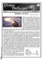 Revista Divina Vindecare Nr (57)