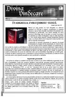 Revista Divina Vindecare Nr (65)