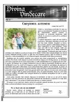 Revista Divina Vindecare Nr (66)