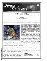 Revista Divina Vindecare Nr (68)
