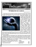 Revista Divina Vindecare Nr (73)