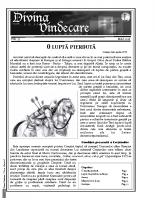 Revista Divina Vindecare Nr (77)